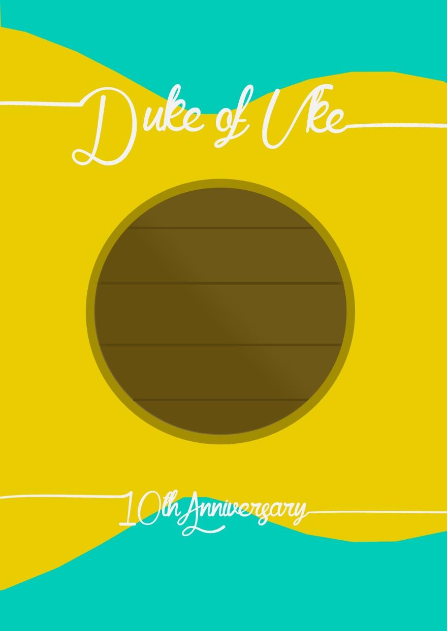 Duke of Uke Design With Shape 1
